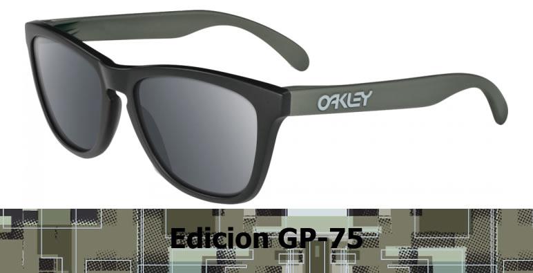 Frogskins Gp-75 Matte Black_Black Iridium (24-335)_ergovision